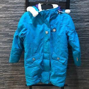 Jupa Girls 6x/7 Winter Coat